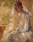 De bruid, 1888