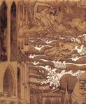Le Passeur d'eau, 1895