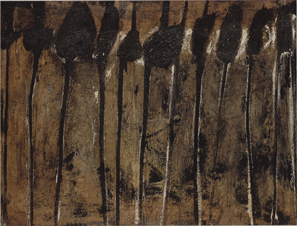 DRAGON: Cy Twombly / Works